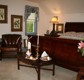 Presidential Suite Bed